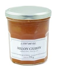 Confiture Melon Citron