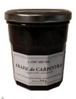 Confiture Fraise de Carpentras