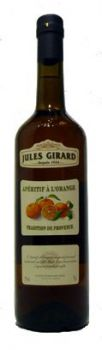 Apéritif à l'orange ( Vin d'Orange) Jules Girard